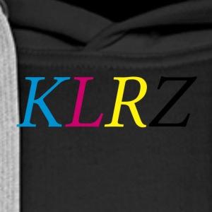 KLRZ Basic Logo - Men's Premium Hoodie