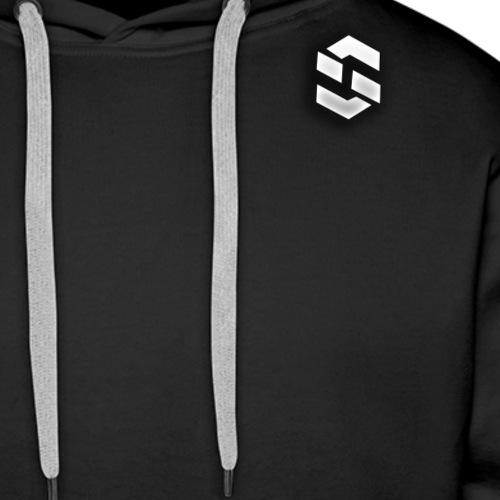 SanderSpain Logo - Men's Premium Hoodie