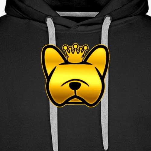 Golden Dog - Men's Premium Hoodie