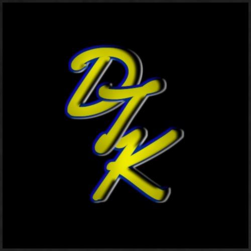 DTK logo 2 0 - Men's Premium Hoodie