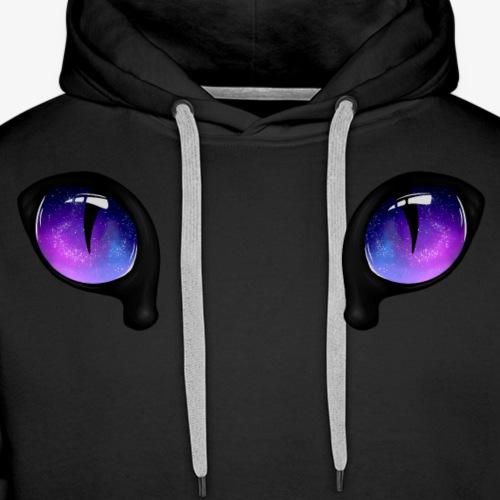 Galaxy Eyes - Men's Premium Hoodie