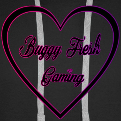 Buggy Fresh Gaming Love Hoodies! - Men's Premium Hoodie