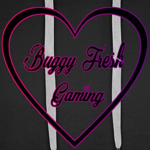 Buggy Fresh Gaming Love Hoodies! - Men's Premium Hoodie