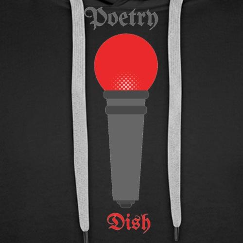 Poetry Dish Merchandise - Men's Premium Hoodie