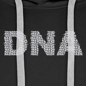 DNA Glitch - Men's Premium Hoodie