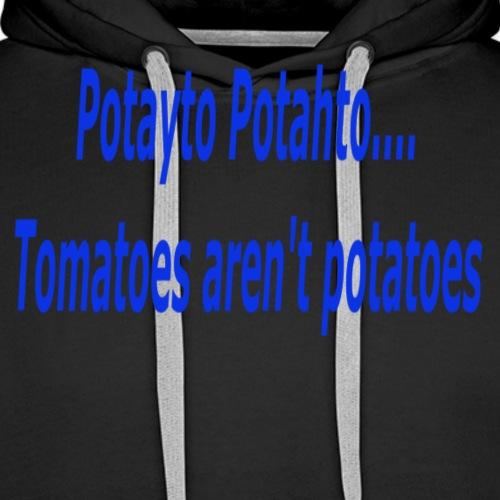 Potayto Potahto - Men's Premium Hoodie
