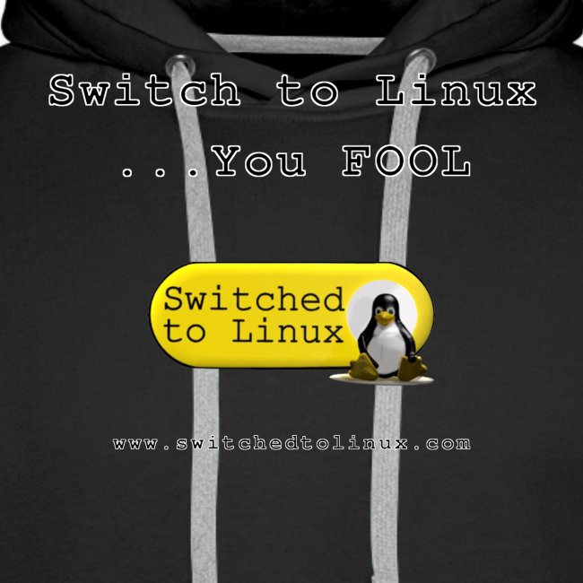 Switch to Linux You Fool