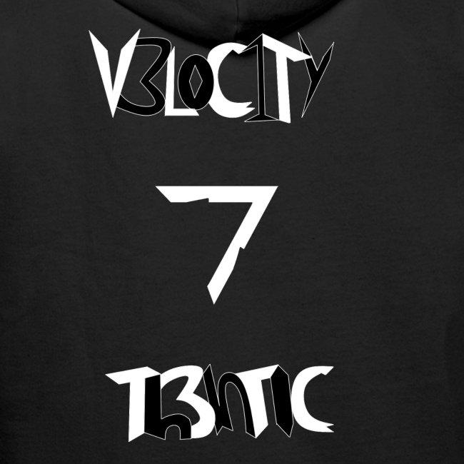 V3L0C1TY Logo T-Shirts