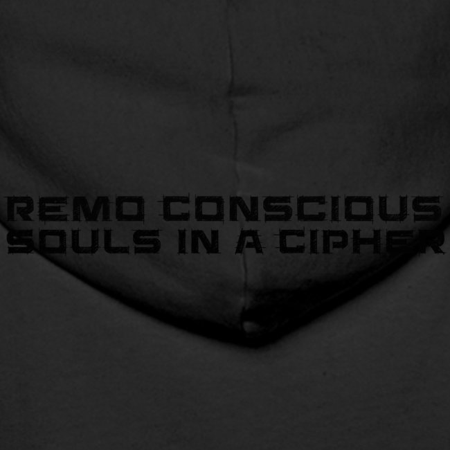 Remo Conscious-Souls In A Cipher Astronaut