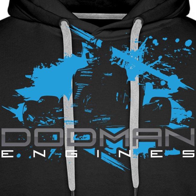 Dodman Engines design colour white png