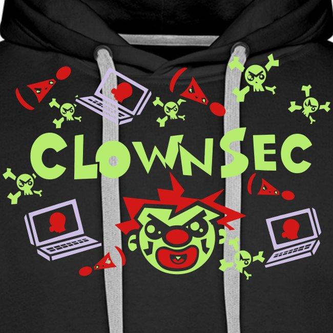 The Clown Hacker