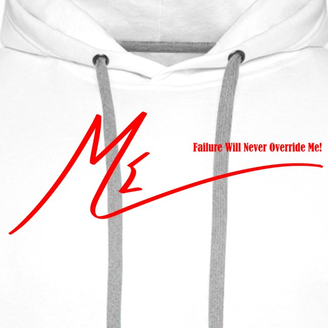 Failure Will Never Override Me!
