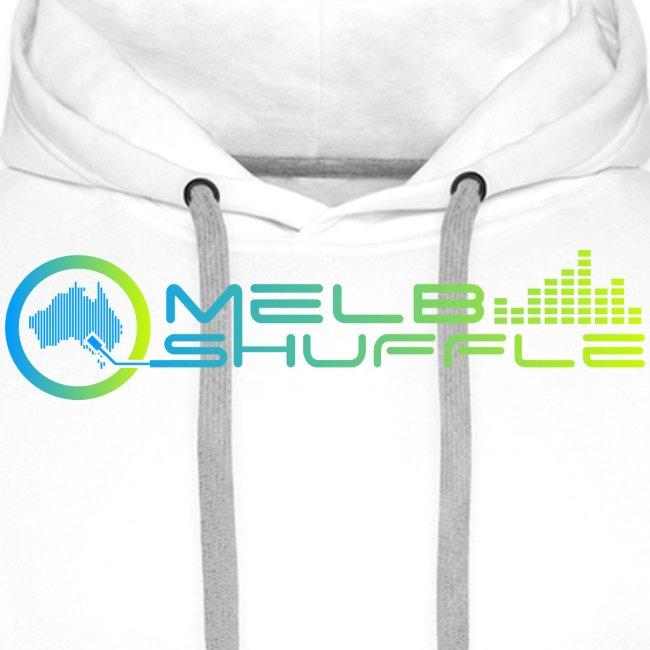 Melbshuffle Gradient Logo