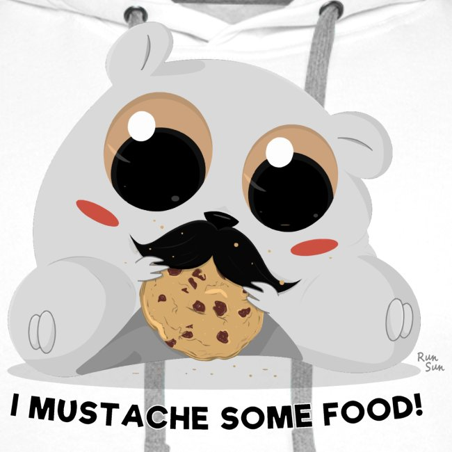 I Mustache Some Food