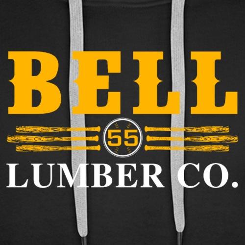 Bell Lumber Company - Men's Premium Hoodie