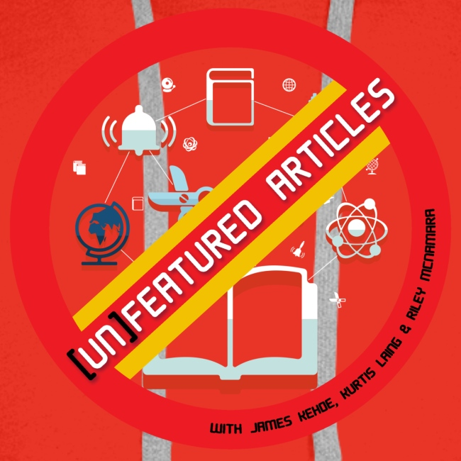 unFeatured Articles Logo