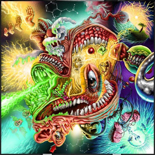 Psychedelic Quantum Portals to Sound & Vision