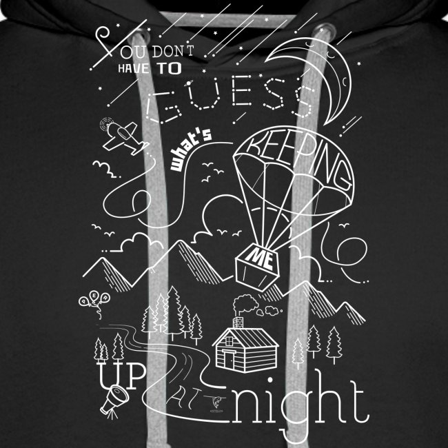 Up at Night Design