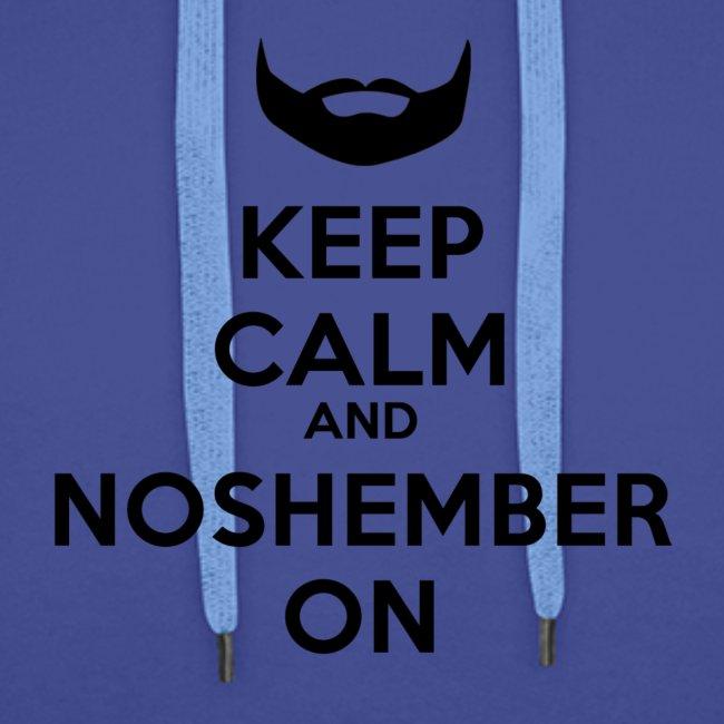 Noshember.com iPhone Case