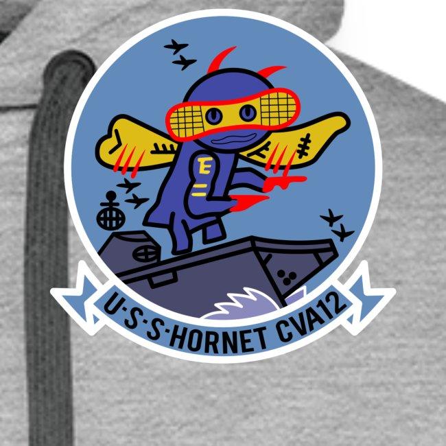 HORNET CVA 12 CREST png