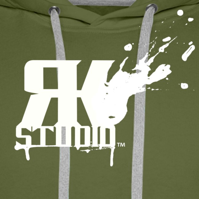 RKStudio White Logo Version
