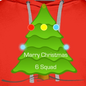 Merry Christmas! (limited) {{Christmas Merch}} - Men's Premium Hoodie