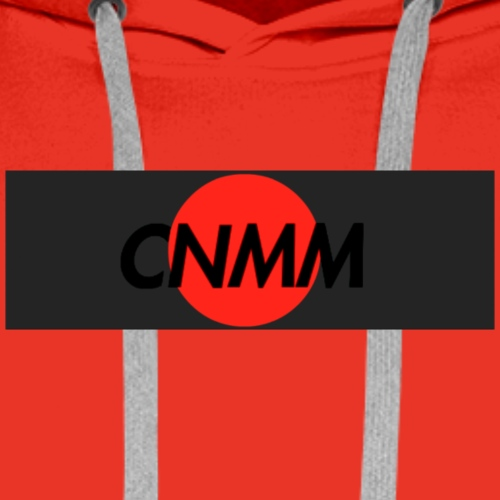 CNMM *Supreme* Box Logo - Men's Premium Hoodie
