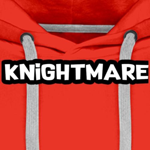 Knightmare Hoodie - Men's Premium Hoodie