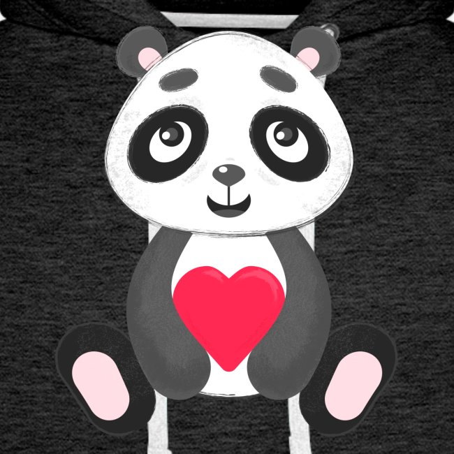 Sweetheart Panda
