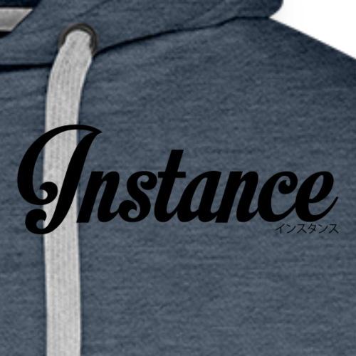 Instance JPN - Men's Premium Hoodie