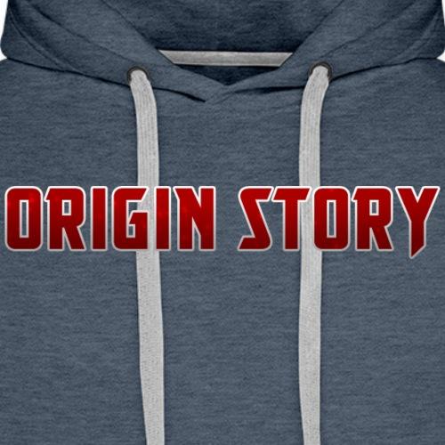Origin Story Title Forge - Men's Premium Hoodie