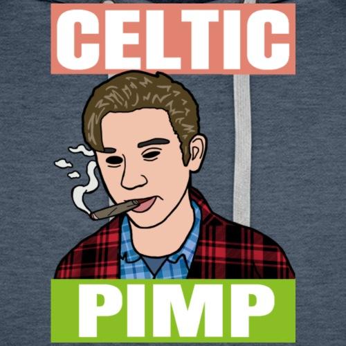 Celtic Pimp - Men's Premium Hoodie