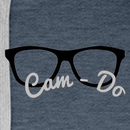 Cam - Do Polo Hoodie - Men's Premium Hoodie