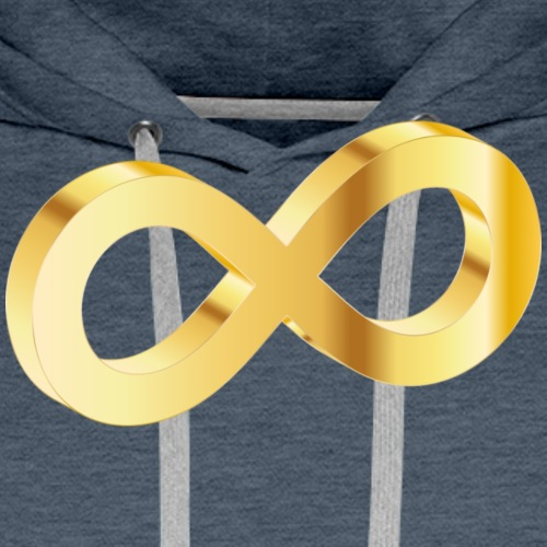 LIMITED EDITION INFINITE GOLD - Men's Premium Hoodie