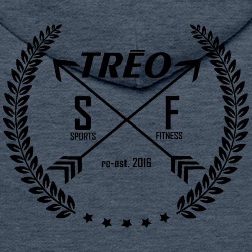 treo olive branch - Men's Premium Hoodie