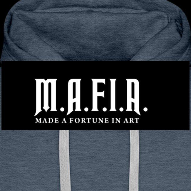Classic Mafia Logo Black