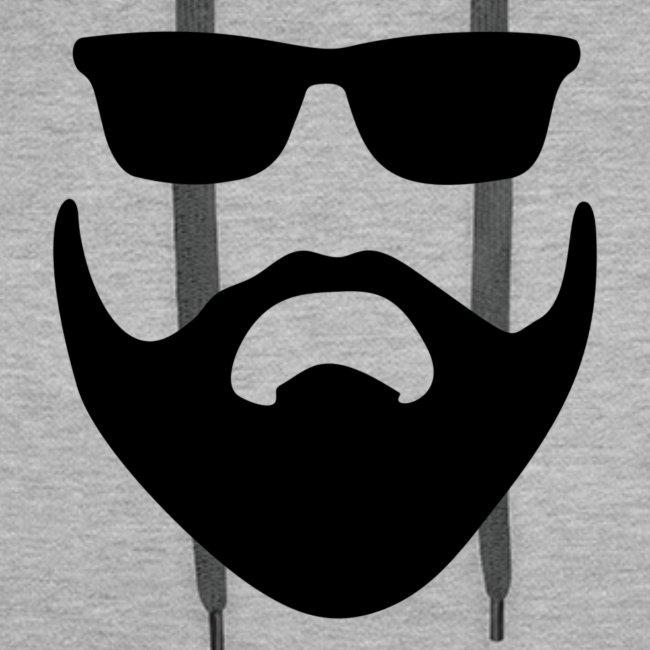 Beard & Glasses