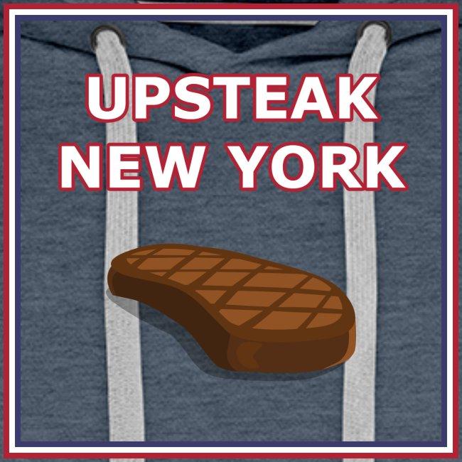 Upsteak New York   July 4 Edition