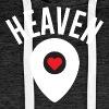Heaven Is Right Here - Men's Premium Hoodie