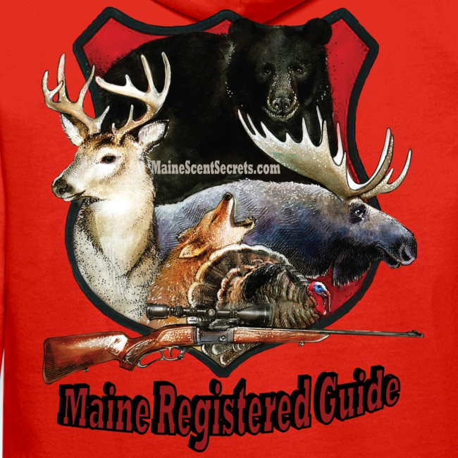 Maine Registerd Guide