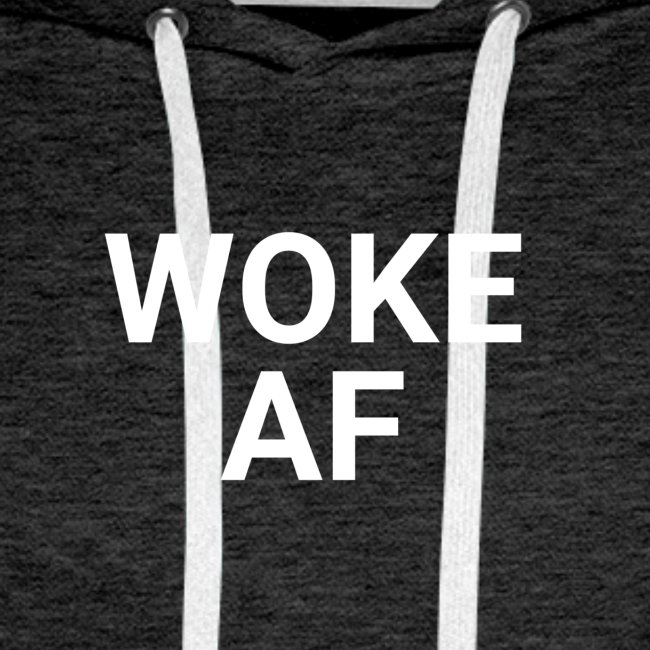 WOKE AF Men's Tee