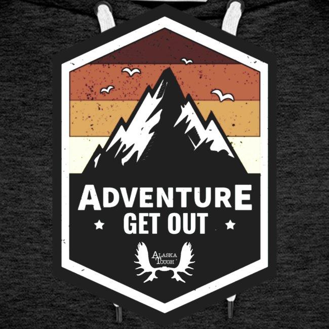 Alaska Hoodie Adventure Design