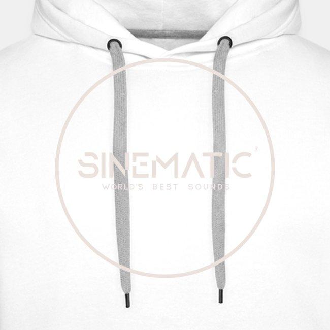 Logo Sinematic White on Black