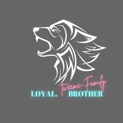 Loyal Brother - Men's Premium Hoodie