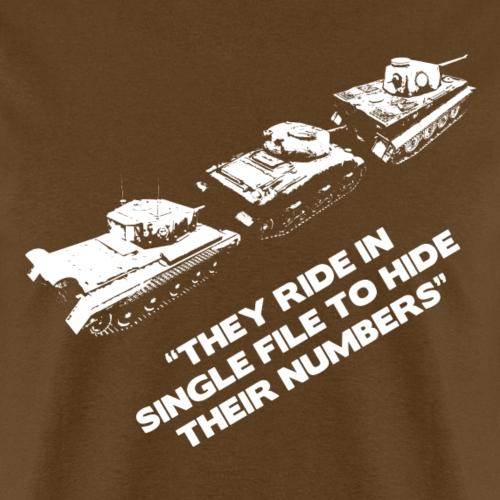 Lemmings - Men's T-Shirt