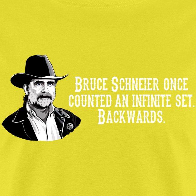 schneier18 cowboy white