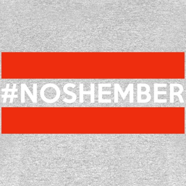 noshember white