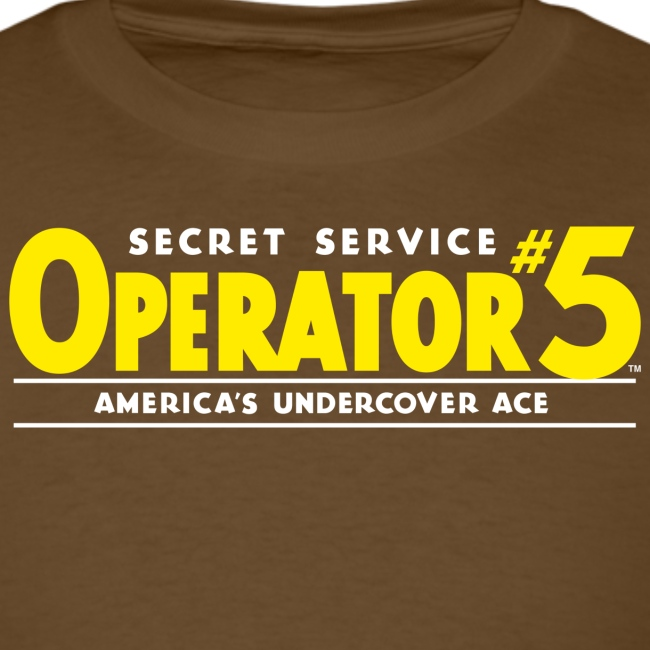 Operator 5 Logo 1934
