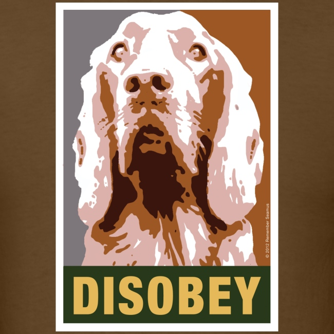 Official DAR Special Edition DISOBEY Brown