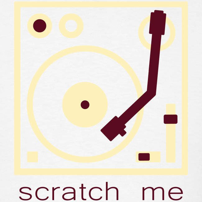 I DJ - Scratch Me - Turntable